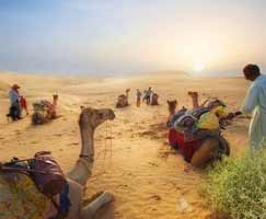 Jaisalmer Honeymoon Tour Package