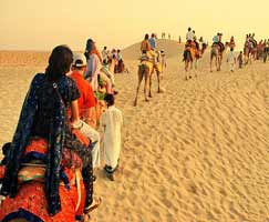 Jaisalmer Vacation Package